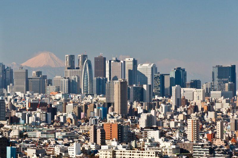 Цікаві факти про Японію - столиця Токіо