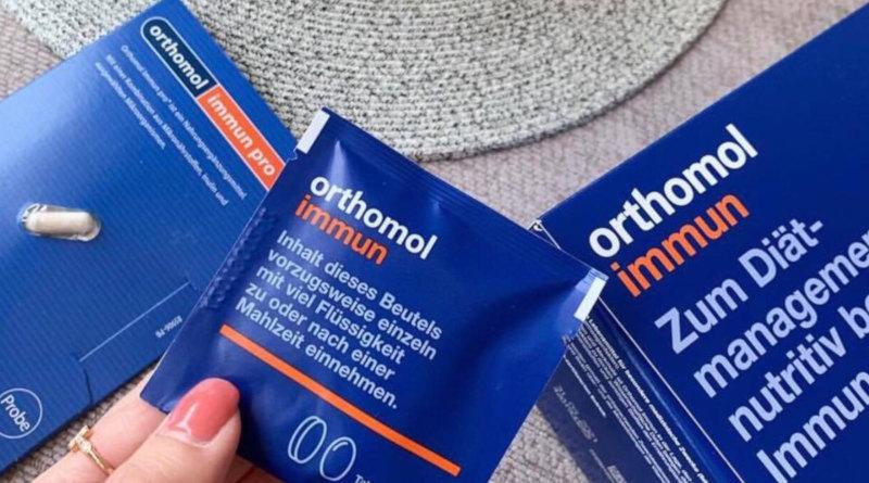 Orthomol: бездоганно для здоров'я